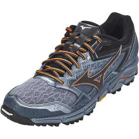Mizuno Wave Daichi 3 Running Shoes Men folkstone gray/black/flame orange
